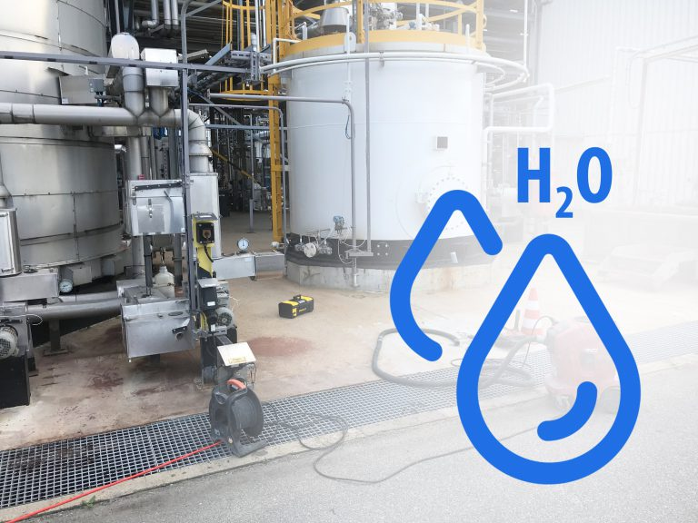 Anlagen mit wassergefährdenden Stoffen WHG und AwSV